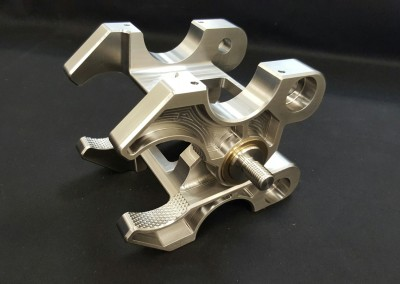 Titanium Clamp Assembly